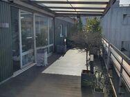Terrassenüberdachung Breite 4900/Tiefe 3080/Höhe 2700mm verzinkt / Doppelstegplatten / Wellblech / Sonnenschutz - Köln