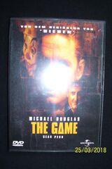 """Original DVD """"The Game"""""""