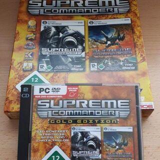 Supreme Commander Gold Edition PC auch online - Frankfurt (Main) Zeilsheim