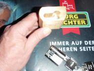 Vorhängeschloß für Profil  - Halbzylinder - Ulmen Ulmen