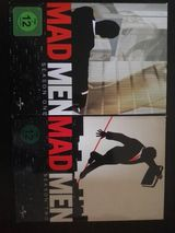 DVD Serie Mad Men Staffel 1+2