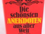 Lang, Rudolf Walter-Die schönsten Anekdoten aus aller Welt-1,60€ - Helferskirchen