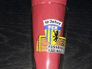 Fussball DDR 1976  FC Karl-Marx-Stadt 10 Jahre Bier Glas - Nürnberg