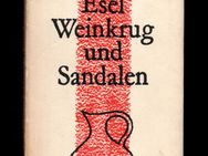 Esel, Weinkrug und Sandalen - Luigi Santucci - Nürnberg