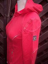 Belstaff Cardigan Hoodie Damen Rot Red Gr: 38/ M 44