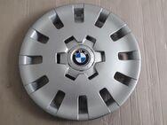 Radkappe Radzierblende Radblende Einzelradkappe für BMW E46 / BMW E46 Touring / BMW E46 Coupe / BMW E46 Compact / BMW E46 Cabrio 16 Zoll 1 Stück Sehr guter Zustand - Bochum