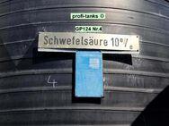 P124 gebrauchte 15.000 L PE-Hostalen GM5010T2-Tanks Chemietanks doppelwandig Kunststofftanks Schwefelsäure Essigsäure Natronlauge Salzsäure Salpetersäure - Nordhorn