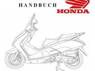 Honda Pantheon FES 250 cm³ 4 Takter - Werkstatthandbuch - Bochum