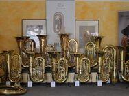 Jupiter BBb - Sousaphon, Fiberglass, weiss, Neuware - Hagenburg