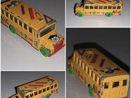 Matchbox School Bus 1 + 2 = 3 abc gelber Bus No47 Schulbus - Nürnberg
