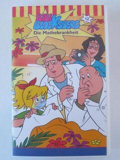 Bibi Blocksberg  -  Die Mathekrankheit  -  Folge 12  -  VHS - Essen