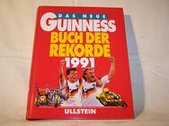 Das neue Guinnessbuch der Rekorde 1991- Ullstein, neu - Leipzig Ost