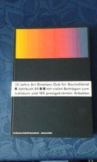 Jahrbuch von 1984. Art Directors Club für Deutschland - Kassel Brasselsberg