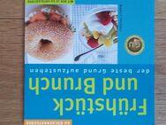 Frühstück und Brunch. Broschierte TB-Ausgabe v. 2008. Gräfe und Unzer Verlag - Rosenheim