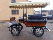 Neue Wagonette! - Buttstädt