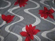 "NEU* Edles * Original * Vintage * Karibik- Flower * Streifen * T- Shirt ""Italy Rosa"" Gr. 42- 44/ M- L* - Riedlingen Zentrum"