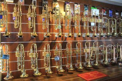 B & S Challenger II Profiklasse - Trompete, Mod. 3125/2 - L NEUWARE - Hagenburg