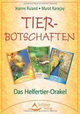"""Karten-Set """"Tierbotschaften"""""""