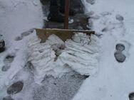 stabiler Schneeschieber, Schneeschaufel, Schneeräumer - Bad Belzig