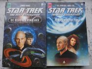 Star Trek Voyager Deep Space Nine The Next Generation 6 Science Fiction Bücher zus. 6,- - Flensburg