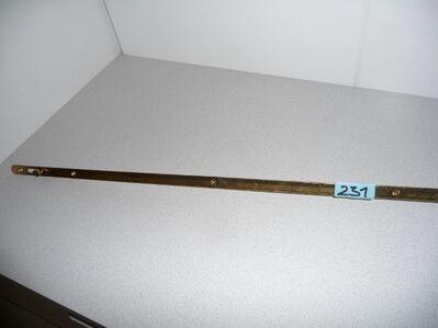 MACO-Mittelverschlüsse,Gr.3-Gr.00,gelb chrom.(neu) - Ritterhude