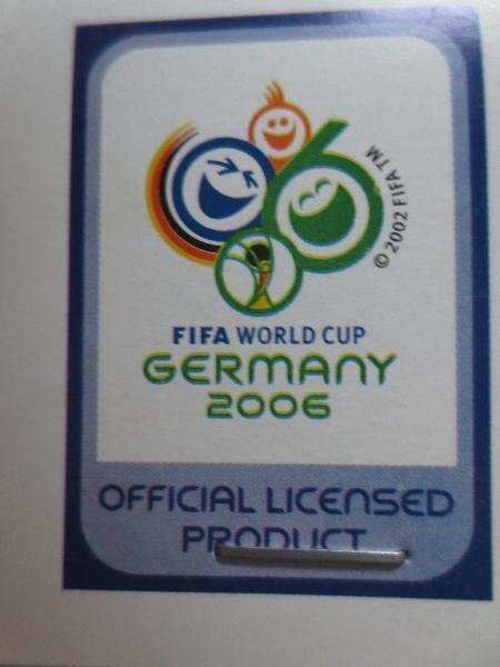 """Mini Kit  DFB Trikot  """"Fifa World Cup Germany 2006 - Essen"""