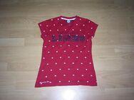 Fan T-Shirt von den Braunschweig Lions, rot, Gr. S - Bad Harzburg Zentrum
