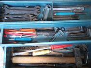 Werkzeugkiste+Inhalt ! - Sandersdorf