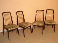 Vier Designer Stühle aus den 70er Jahren CASALA Modell - Zeuthen