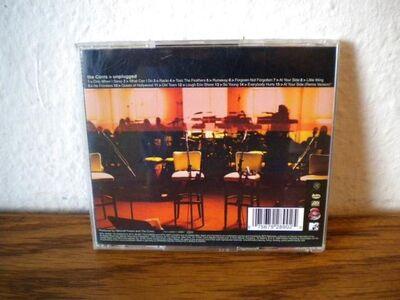 The Corrs-Unplugged-CD,von 2000,15 Titel - Linnich