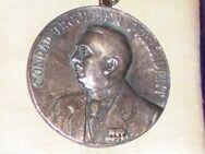 Verband Deutscher Brieftaubenzüchter 1920 Medaille Silber Bronze Foto Gelsenkirchen Emscher - Bottrop