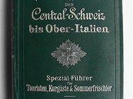 Preuss, illustriertes Wanderbuch der Central-Schweiz bis Ober-Italien. Spezial-Führer für Touristen - Königsbach-Stein