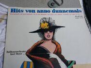 SCHALLPLATTE HITS VON ANNO DUNNEMALS - Berlin Lichtenberg