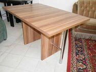 Ausziehbarer Konferenztisch / Bürotisch aus Holz - furniert - Zeuthen