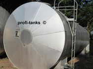 40.000 L Palmoeltank Stahltank isoliert doppelwandig Heizspirale - Nordhorn