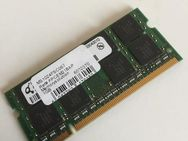Memory Solution MS1024FSC067, 1 GB SO-DDR2-RAM, Laptop-Speicher - Bremen
