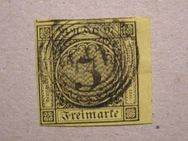 AD-Baden 3 Kreuzer 1853-54,MI:DE 2,  Lot 572