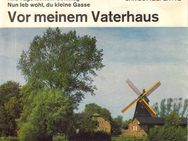 Schallplatte Vinyl 7'' Single - Vor meinem Vaterhaus - Zeuthen
