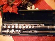 Querflöte Pearl Flute PF-501, spielt sehr gut, mit Gebrauchsspuren. - Minden (Nordrhein-Westfalen)