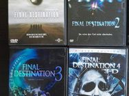 DVD Final Destination 1-4 - Leck