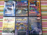 6 PC Spiele zu verkaufen - Mörfelden-Walldorf Zentrum