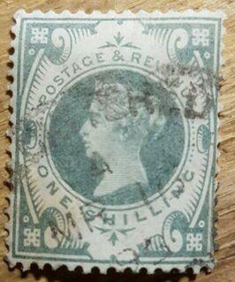 Großbritanien 1 Shilling,1886-92,Mi:GB 97,Lot 1218 - Reinheim