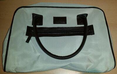 """Damen Handtasche Stoff beige """" NEU """" - Verden (Aller)"""