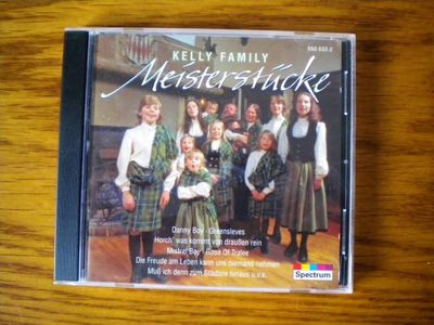 Kelly Family-Meisterstücke-CD,Spectrum,14 Titel - Linnich