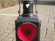 Bahnlampe DB 79 in noch Originalzustand mit Petroleumbrenner - Wesseling Zentrum