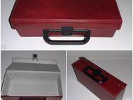 Koffer für 15 MC Musikkassettenkoffer Kassettenbox Musikcassentenkoffer Vintage - Nürnberg