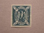 Bolivien-Andean Condor,5 Centavo 1867,  MI:BO 1c,Lot 618