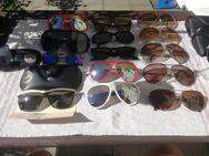 Vintage Sonnenbrillen neuwertig - Finsing