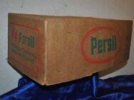 Gebinde Verpackung für Waschmittel aus den 50er Jahren Persil - Zeuthen