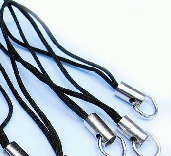 Handyanhänger Schlaufe für Handy mit Biegering schwarz - Verden (Aller)